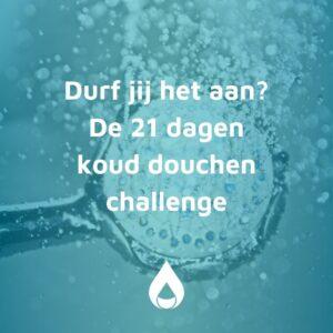 Doe mee met de gratis 21 dagen koud douchen challenge