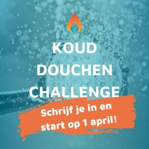 Doe mee met de gratis 15 dagen koud douchen challenge!