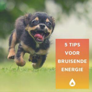 5 tips voor frisse energie